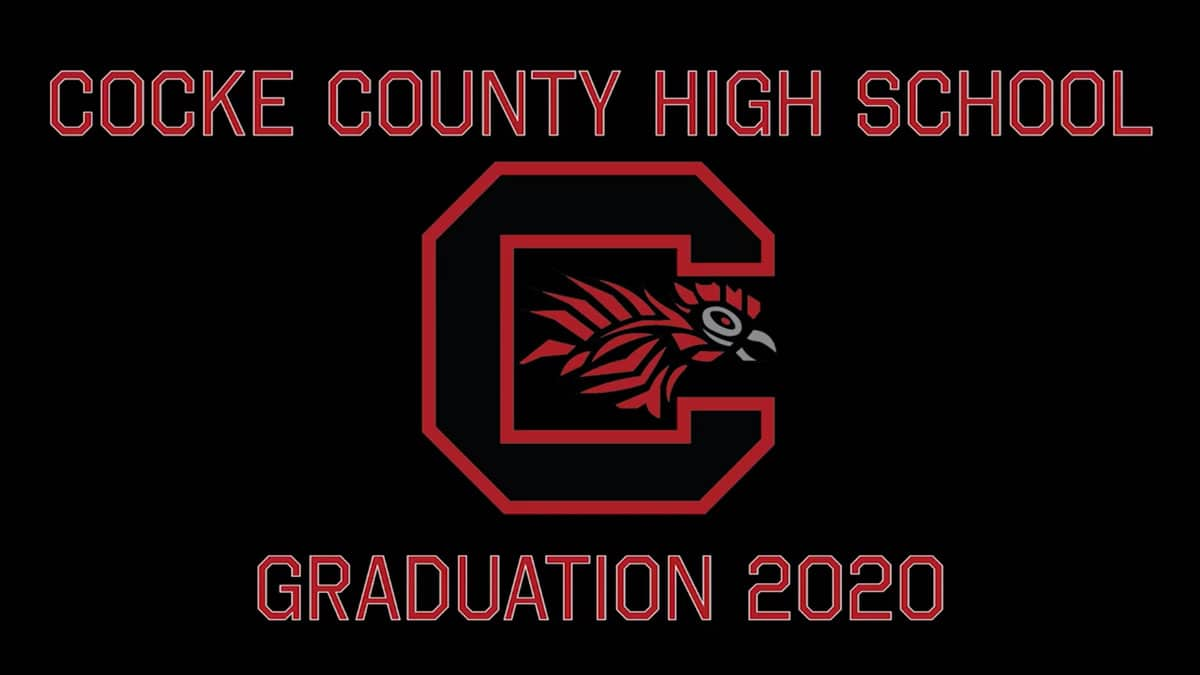CCHS Graduation 2020 Senior Directions