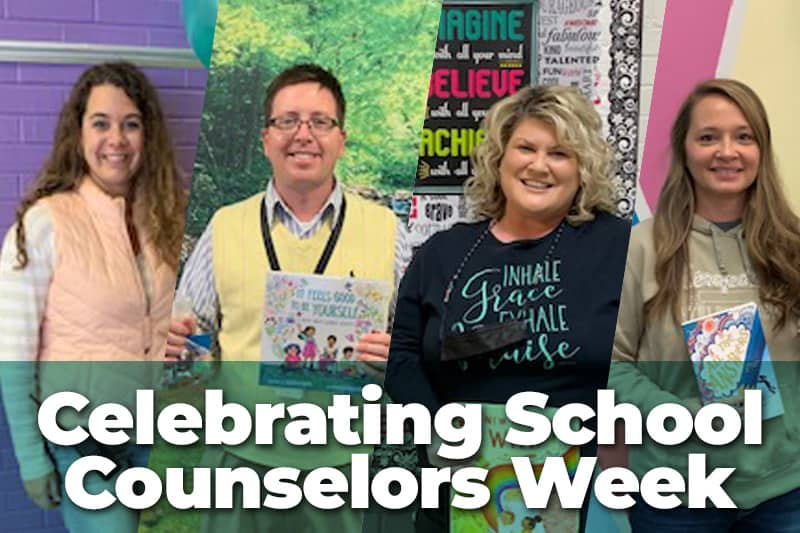 Celebrating School Counselors Week